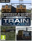 Train Simulator: Woodhead Electric Railway in Blue Route Add-On, PC -peli