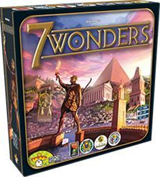 7 Wonders, lautapeli