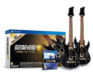 Guitar Hero Live - Supreme Party Edition, PS4 -peli