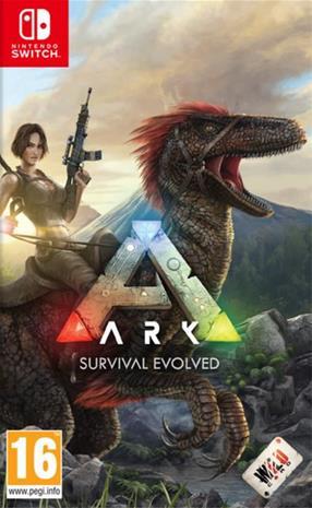 ARK: Survival Evolved, Nintendo Switch -peli