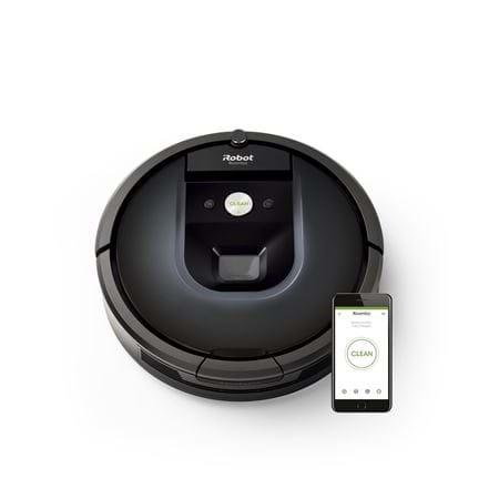 iRobot Roomba 981, robotti-imuri