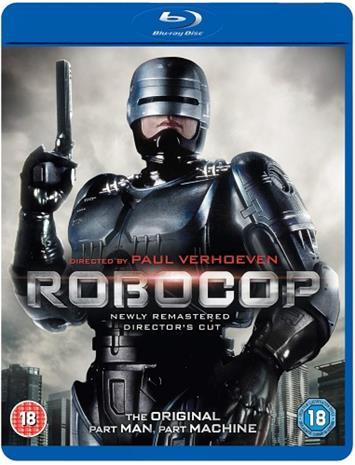 Robocop 1-3 - Remastered (Blu-Ray), elokuva