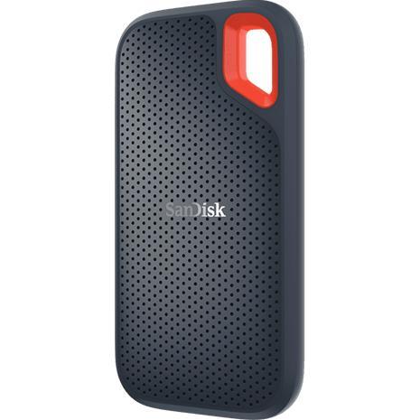 SanDisk Extreme Portable (1 TB, USB 3.1) SDSSDE60-1T00-G25, ulkoinen SSD-kovalevy