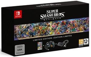Super Smash Bros. Ultimate Limited Edition, Nintendo Switch -peli
