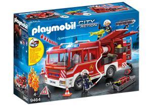 Playmobil City Action 9464, Paloauto (Fire Engine)