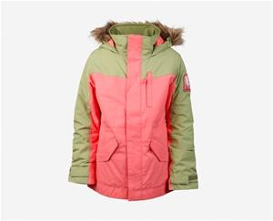 c3e315df Burton Girls Aubrey Parka Jacket, hinta 90 €