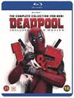 Deadpool 1-2 (Blu-Ray), elokuva