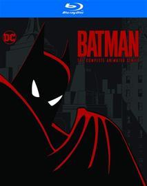 Batman The Animated Series - koko sarja (Blu-Ray), TV-sarja