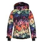Molo talvitakki Pearson Flower Rainbow