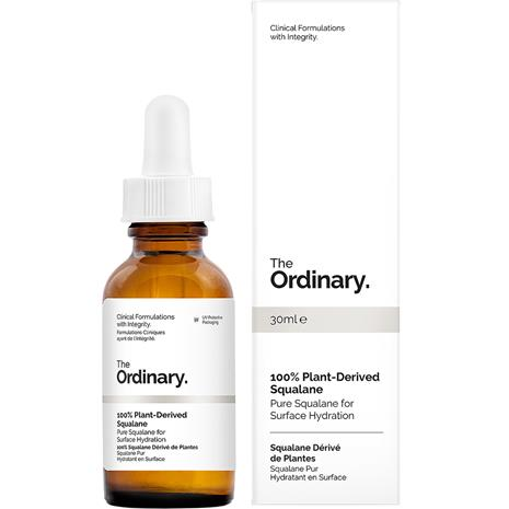 The Ordinary. 100% Plant Derived Squalane - 30 ml