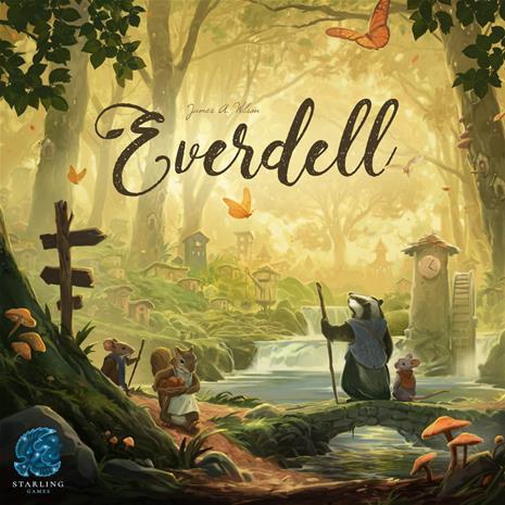 Everdell, lautapeli
