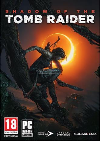 Shadow of The Tomb Raider, PC -peli