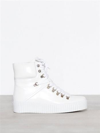 Shoe The Bear Agda P High Top Valkoinen