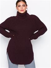 Hope Grand Sweater Poolopuserot Plum