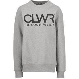 Colour Wear SO CLWR CREW JR GREY MELANGE