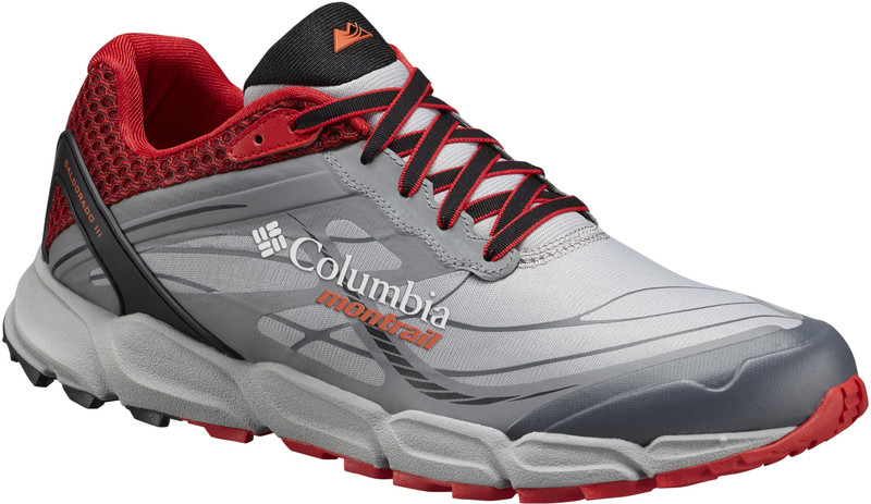 Columbia Caldorado III Miehet Juoksukengät , harmaa
