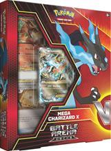 Pokemon Battle Arena Decks: Mega Charizard X