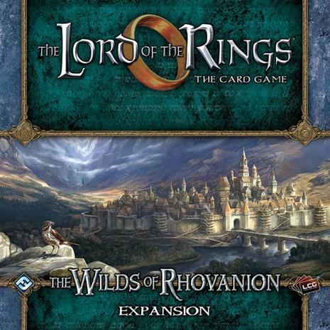 Lord of the Rings LCG: The Wilds of Rhovanion Deluxe Expansion
