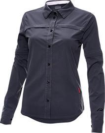 Protective P-Aight-RS Naiset Pitkähihainen paita , harmaa