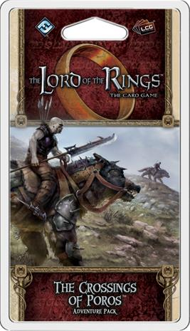 Lord of the Rings LCG: The Crossing of Poros Adventure Pack
