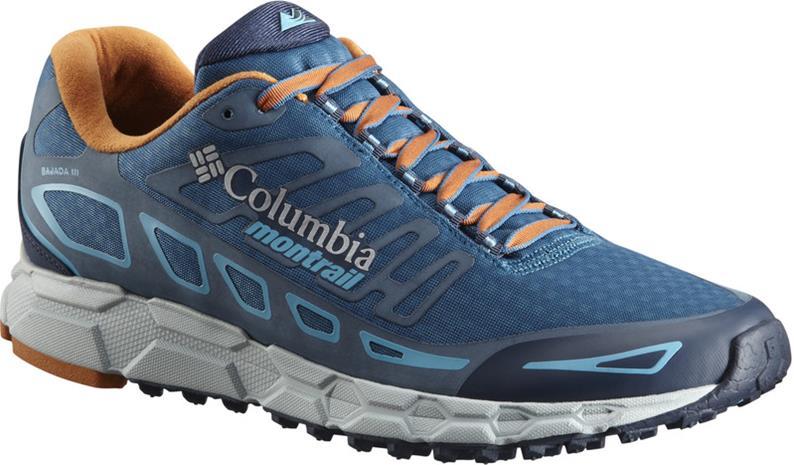 Columbia Bajada III Winter Miehet Juoksukengät , sininen