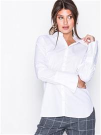 Morris Benedict Shirt / 01 White / 40 Kauluspaidat White