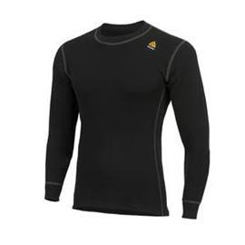 Aclima WW Crew Neck aluspaita koko XL, Black