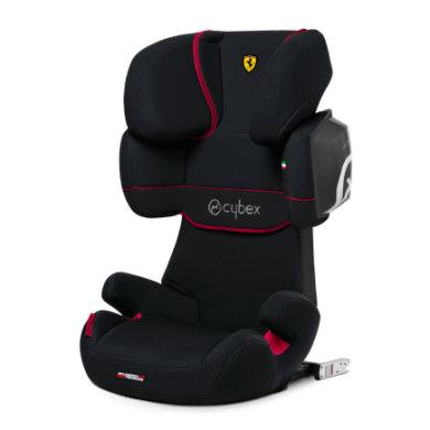 cybex SILVER Turvaistuin Solution X2-Fix, Scuderia Ferrari Victory Black - musta