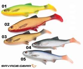 Savage Gear River Roach haukishadi 18cm/70g 1kpl Firetiger