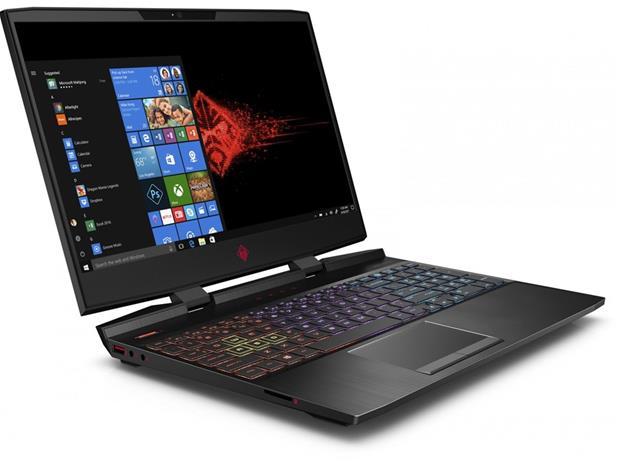 "HP Omen 4PN79EA#UUW (Core i5-8300H, 16 GB, 256 GB SSD, 15,6"", Win 10), kannettava tietokone"