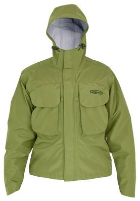 Vision Vector Jacket kahluutakki (forrest green) Kahluutakki