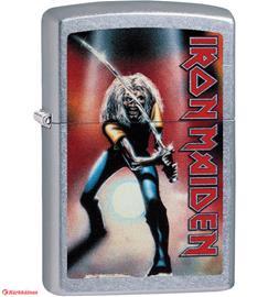 Zippo Z29575 Iron Maiden sytytin