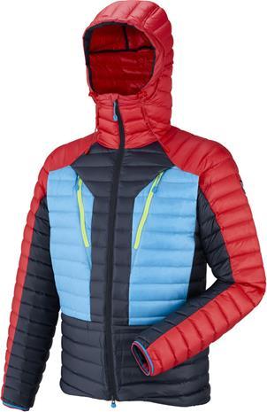 Millet Trilogy Synth'X Miehet takki , punainen/sininen