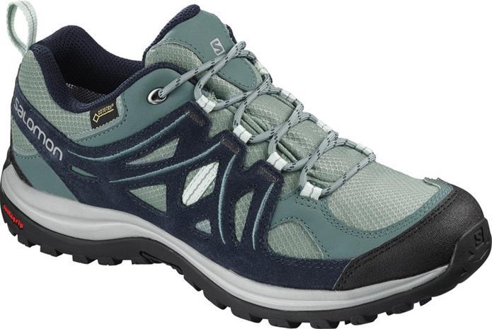 Salomon Ellipse 2 GTX Naiset kengät , sininen