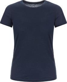 super.natural Base Tee 175 Naiset alusvaatteet , sininen
