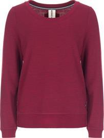 super.natural Essential Naiset Pitkähihainen paita , punainen