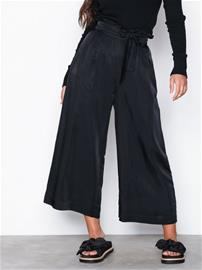 Odd Molly cherish pant Housut Almost Black