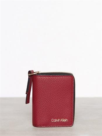 Calvin Klein CK Base Small Wallet Lompakot Punainen