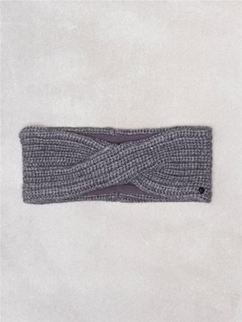 Lauren Ralph Lauren Rib Headband Hiusasusteet Harmaa