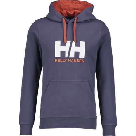 Helly Hansen SO SS HOODIE II M GRAPHITE BLUE