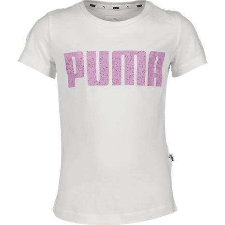 Puma SO GRAPHIC TEE G JR WHITE/ORCHID