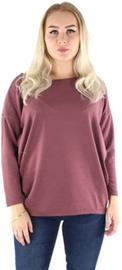 Only Neule Elcos 4/5 rose taupe