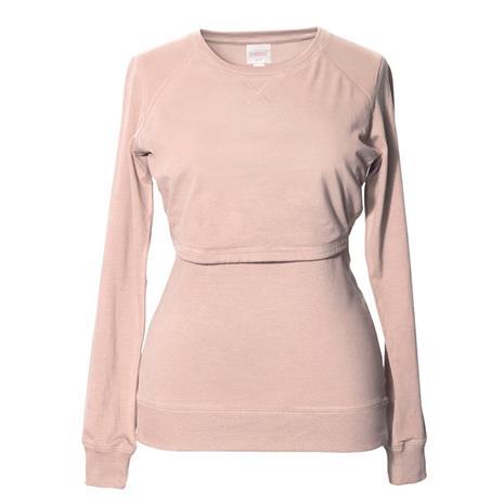 B·Warmer Sweatshirt Pebble
