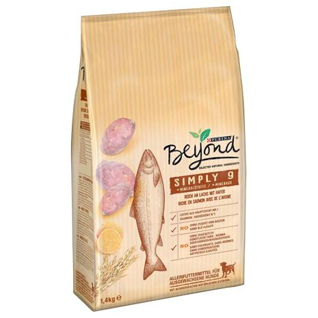 Beyond Simply 9 Salmon - 2 x 14 kg