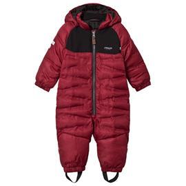 Zermatt Baby Overall Beet Red74 cm (8 Months)