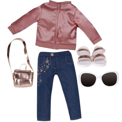 Luxury Cool & Casual Outfit