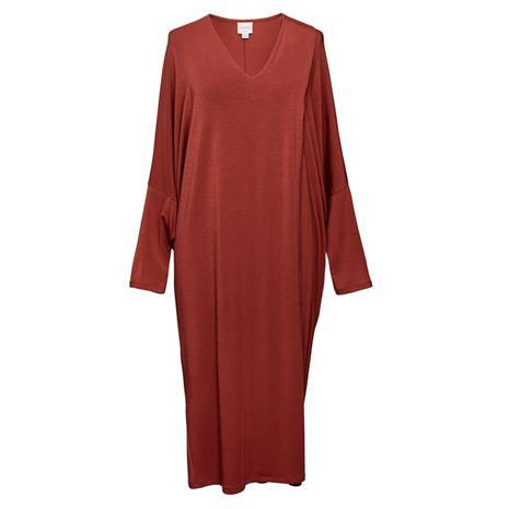 Debbie Dress Tandori Red