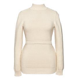 Elisa Rib Knitted Tofu