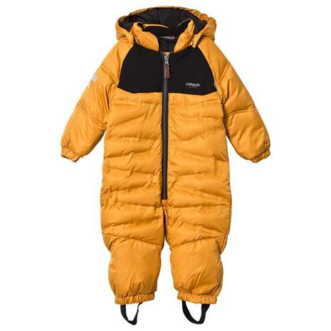 Zermatt Baby Overall Old Yellow74 cm (8 Months)