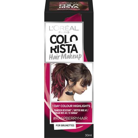 L'Oréal Paris Colorista Hair Makeup - Raspberry